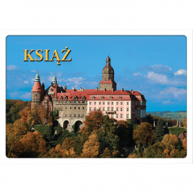 Postkarte 3D Książ