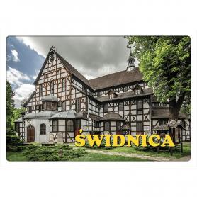 Postcard 3D Świdnica