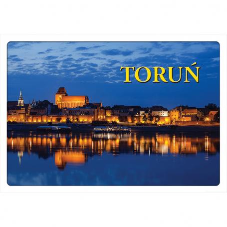 Carte postale 3D Toruń
