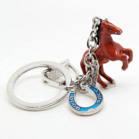 Porte-clés ANIMAUX cheval debout sur deux jambes - charmes a'la