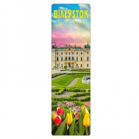 Signet pour livre 3D - Białystok