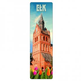 Bookmark 3D - Ełk