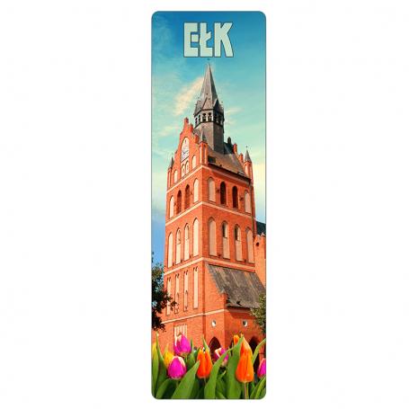 Marque-page 3D - Ełk