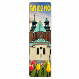 Marque-page 3D - Gniezno