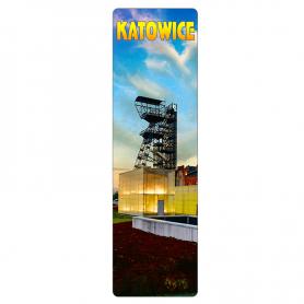 3D book tab - Katowice