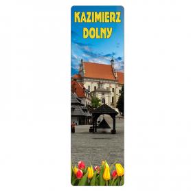 Bookmark for 3D book - Kazimierz Dolny