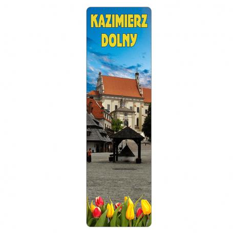 Zakładka do książki 3D - Kazimierz Dolny