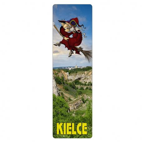 Marque-page 3D - Kielce