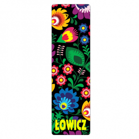 Bookmark for 3D book - Łowicz