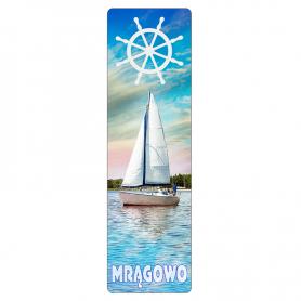 Registerkarte für 3D-Bücher - Mragowo