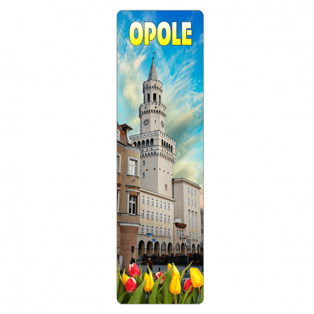 Onglet Livre 3D - Opole