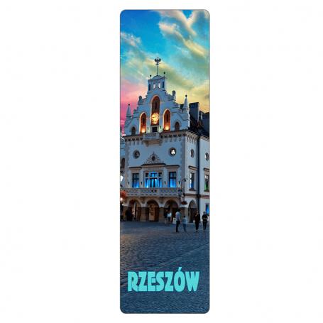 Ficha de libro 3D - Rzeszów