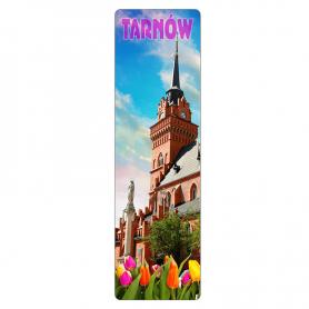 Bookmark for 3D book - Tarnów