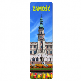 Bookmark 3D - Zamość