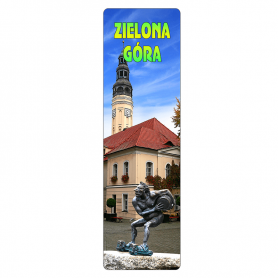 Bookmark 3D - Zielona Góra