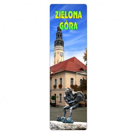 Marque-page 3D - Zielona Góra