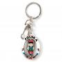 Porte-clés métal garçon folklorique Pologne
