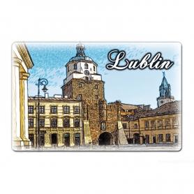 Kühlschrankmagnet Lublin