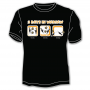 T-shirt Varsovie 3 jours