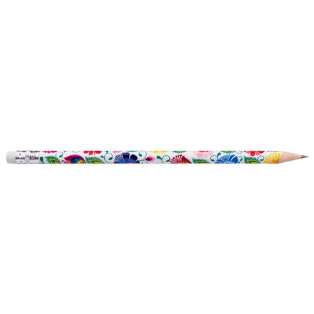 Pieštukas su trintuku - Łowicki white