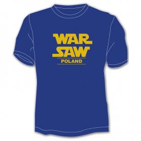 Children's t-shirt Warsaw