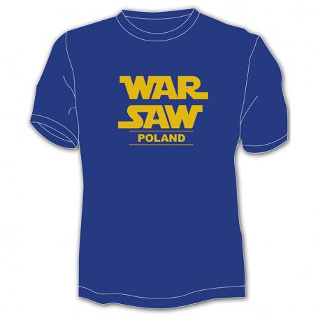 Vaikų marškinėliai Varšuvoje