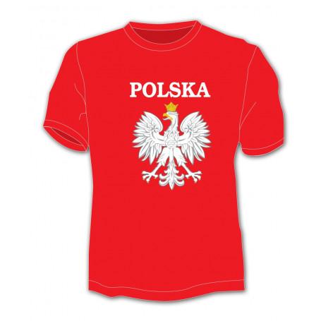 Camiseta para niños Polonia