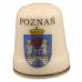 Naparstek ceramiczny Poznań