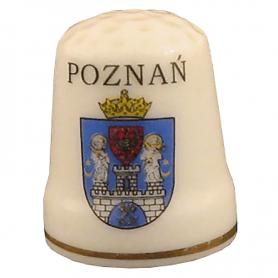 Ceramic thimble Poznań