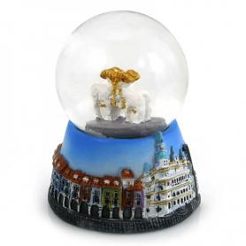 Snowball 45 mm - Poznań goats