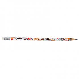 Bleistift mit einem Radiergummi - Zakopane