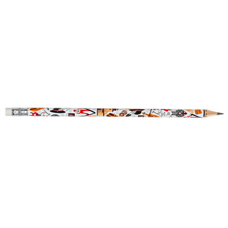 Crayon avec une gomme - Zakopane