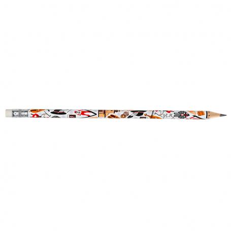 Ołówek z gumką - Zakopane