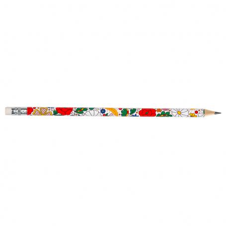 Crayon avec une gomme - Kociewie