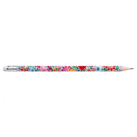 Ołówek z gumką - opolski