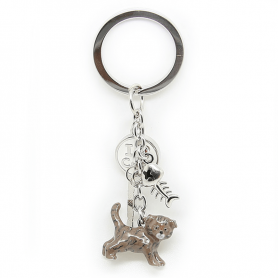 Schlüsselanhänger TIERE Kätzchen - A'la Charms
