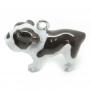 Porte-clés ANIMAUX bulldog - charmes a'la
