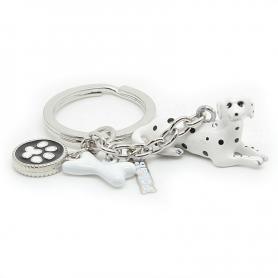 Schlüsselanhänger TIERE Dalmatiner - A'la Charms