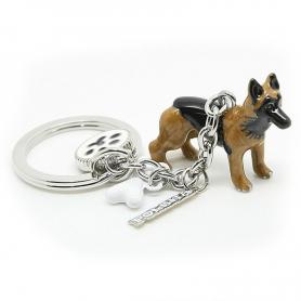 Schlüsselanhänger TIERE Deutscher Schäferhund - a'la charms