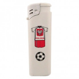 Lighter football outfit Poland