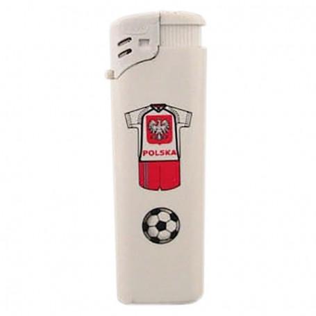 Zapalniczka strój piłkarski Polska