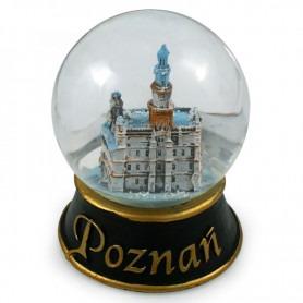 Snow ball 80 mm - Poznań Town Hall