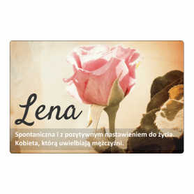 Kühlschrankmagnet - Lena