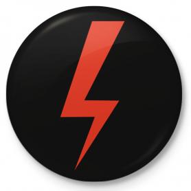 Button badge Women's Strike, Women's Hell, Ride