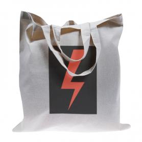 Shopping bag Women's Strike, Women's Hell, Hard Drive