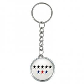 8-star keychain, 8G