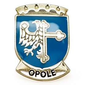 Pin, pin coat of arms of Opole