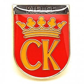 Pin, pin coat of arms of Kielce
