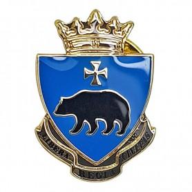 Шпилька, штифтовий герб Перемишля