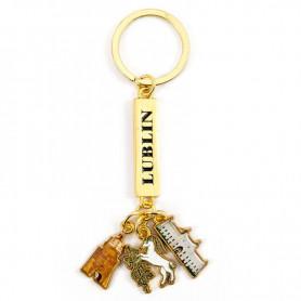 Key ring pendants Lublin